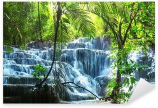 Pixerstick para Todas Superfícies Waterfall in Mexico