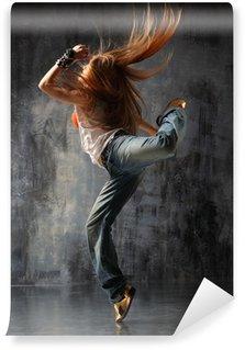 Afwasbaar Fotobehang De danser