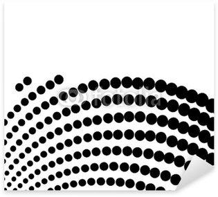 Pixerstick Aufkleber Abstract Background Vector