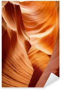 Pixerstick Aufkleber Antelope Canyon 3