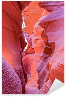 Pixerstick Aufkleber Antelope Canyon Arizona Seite