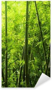 Pixerstick Aufkleber Bamboo forest