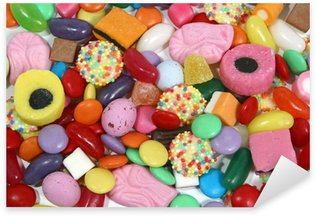 Pixerstick Aufkleber Bonbons 4