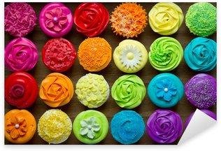 Pixerstick Aufkleber Cupcakes