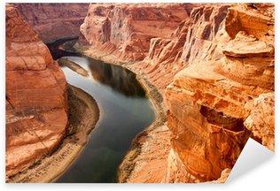 Pixerstick Aufkleber Deep Canyon Colorado River Scenic Wüste Südwesten Naturgebiete
