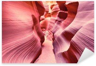 Pixerstick Aufkleber Der berühmte Antelope Canyon
