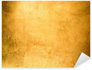 Pixerstick Aufkleber Flachen Hintergrund, gold leaf