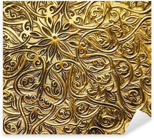 Pixerstick Aufkleber Hintergrund mit orientalischen Ornamenten
