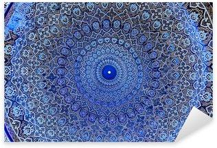 Pixerstick Aufkleber Kuppel der Moschee, orientalische Ornamente