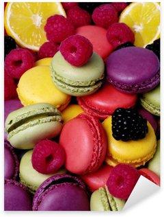 Pixerstick Aufkleber Macarons