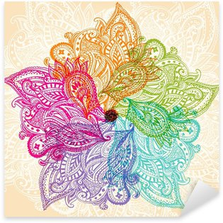 Pixerstick Aufkleber Mandala Symbol