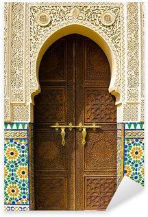 Pixerstick Aufkleber Marokkanische architektur