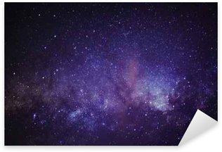 Pixerstick Aufkleber Milchstraße