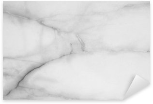 Pixerstick Aufkleber Nahaufnahme Oberfläche Marmorboden Textur Hintergrund in Schwarz-Weiß-Ton