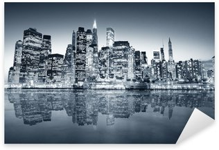 Pixerstick Aufkleber New york manhattan