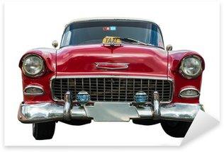 Pixerstick Aufkleber Old american car
