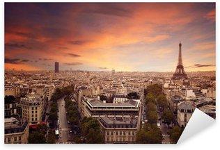 Pixerstick Aufkleber Paris
