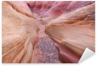 Pixerstick Aufkleber Rosa Canyon, Valley of Fire State Park, NV