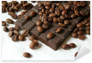 Pixerstick Aufkleber Schokolade