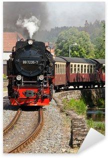 Pixerstick Aufkleber Selketalbahn Harz