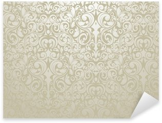 Pixerstick Aufkleber Silver wallpaper