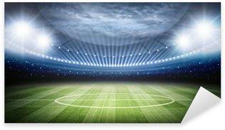 Pixerstick Aufkleber Stadion