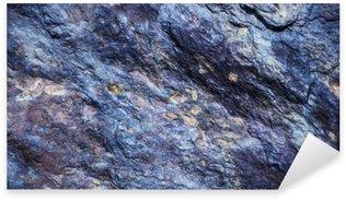 Pixerstick Aufkleber Stein-Hintergrund, Felswand Hintergrund mit grobe Textur. Abstrakt, grungy und strukturierte Oberfläche aus Steinmaterial. Natur Detail der Felsen.