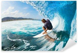 Pixerstick Aufkleber Wellenreiten