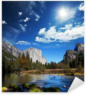 Pixerstick Aufkleber Yosemite