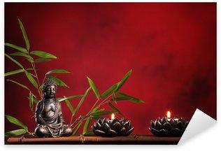Pixerstick Aufkleber Zen-Konzept