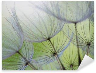 Autocolante Pixerstick dandelion seed