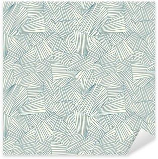 Autocolante Pixerstick lattice pattern