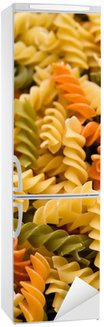 Autocolante para Frigorífico Rotini or spiral pasta