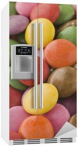 Autocolante para Frigorífico Sugar Coated Chocolate Buttons (Smarties)