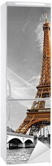 Buzdolabı Çıkartması Eyfel Kulesi, Paris