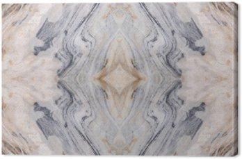 Canvas Abstract oppervlak marmer patroon vloer textuur achtergrond