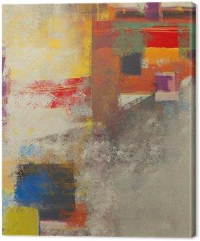 Canvas Abstractie