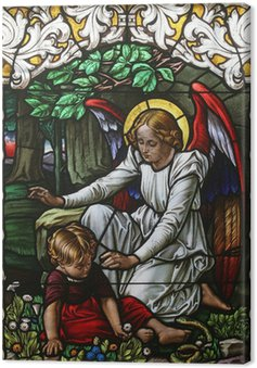 Canvas Angel voogd
