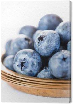 Canvas Blueberry