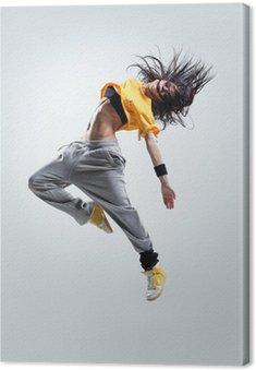 Canvas De danser