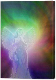 Canvas Engel van de Goddelijke Liefde