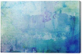 Canvas Grunge spatten textuur