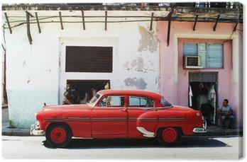Canvas Havana auto