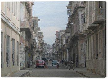 Canvas Havana, Cuba