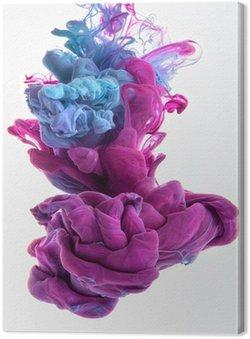 Canvas Kleur dop
