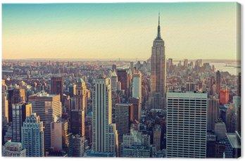 Canvas New york city