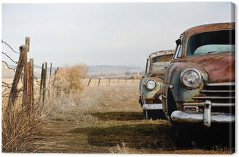 Canvas Oldtimers