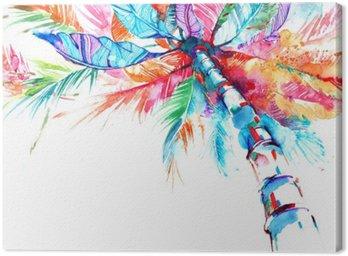 Canvas Palm