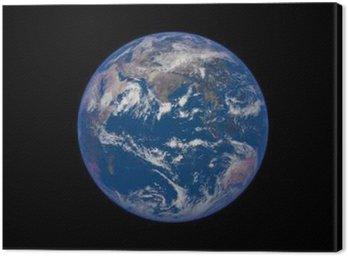 Canvas Print 地球
