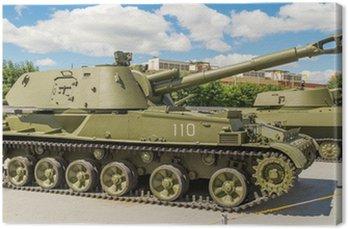 тяжелый танк экспонат военного музея
